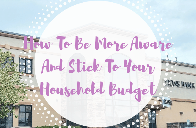 How To Be More Aware And Stick To Your Household Budget #AD #BudgetShareManageEnjoy #OnCard